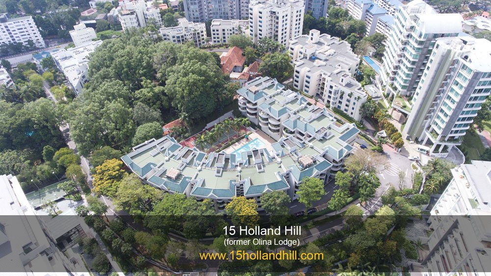 15 Holland Hill former Olina Lodge